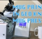geo knight sublimation mug press