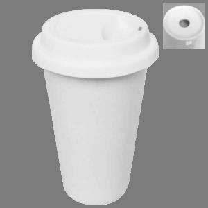 sublimation ceramic travel mug