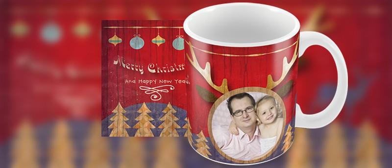 Christmas Mug Templates