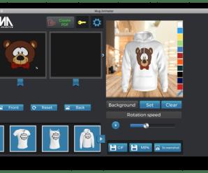 Mug Animator v.6.0 – 3d mockup designer software
